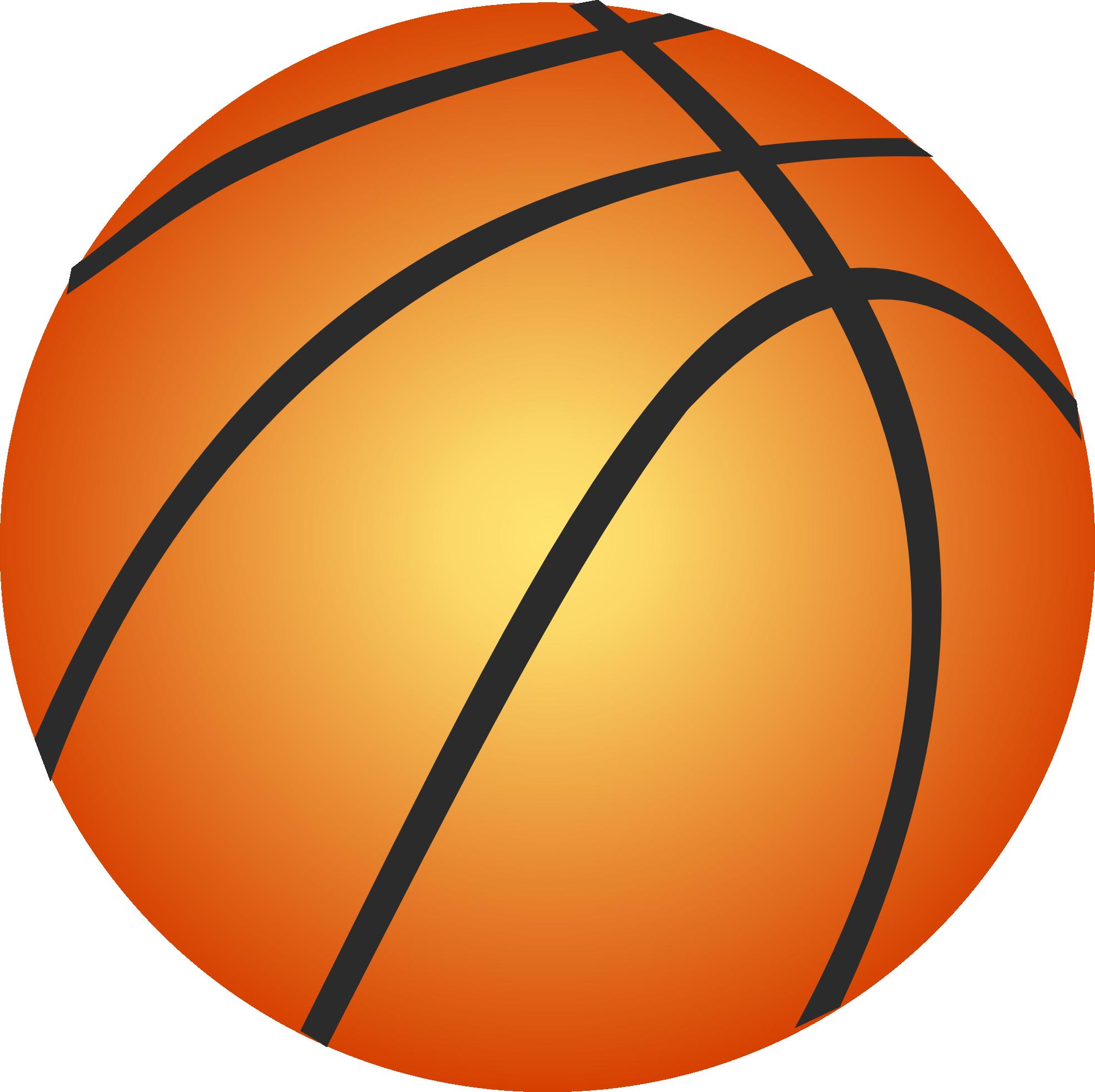 clip 1 clipart basketball. Basket ball