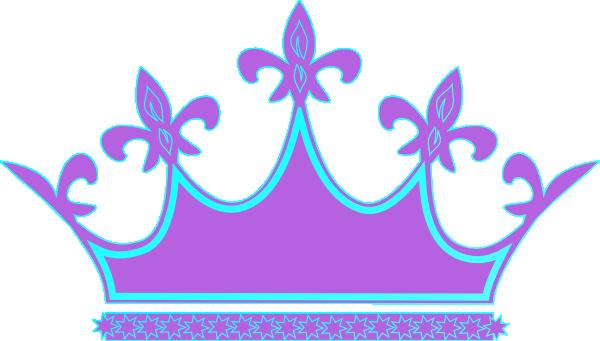 clip stock 1 clipart crown. Purple blue clip art.