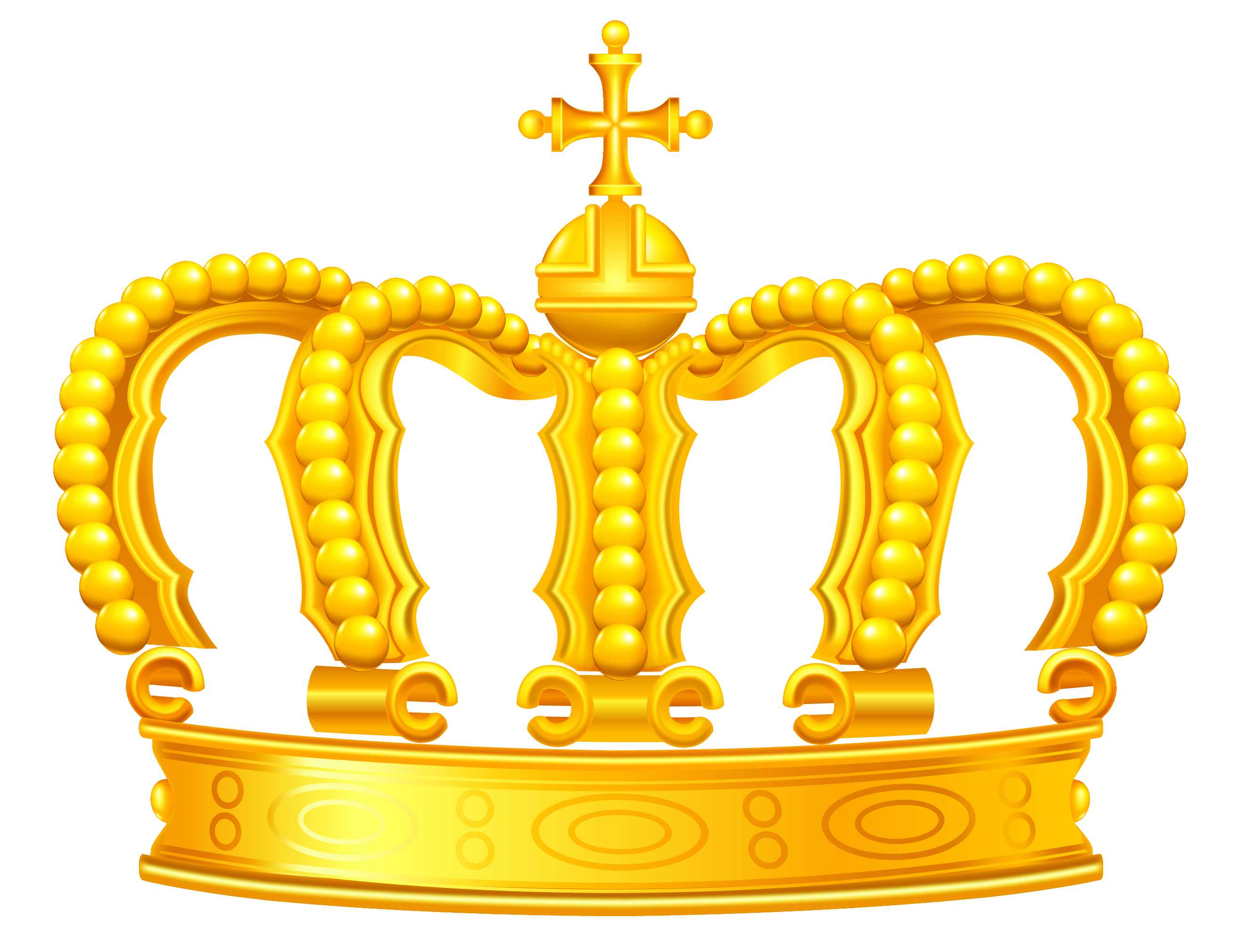 vector library 1 clipart crown. Gold png