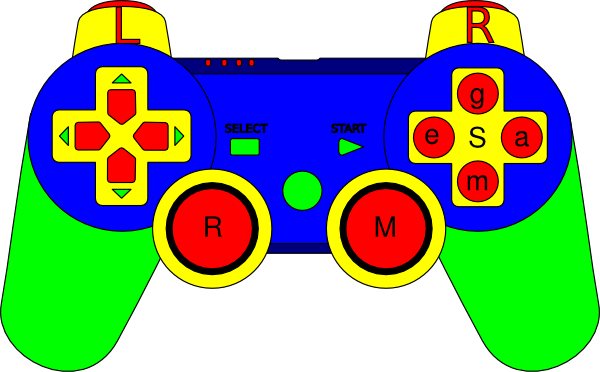 clip library stock Ps controller for ict. 1 clipart unit