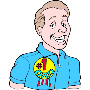 png  cliparts of free. #1 dad clipart