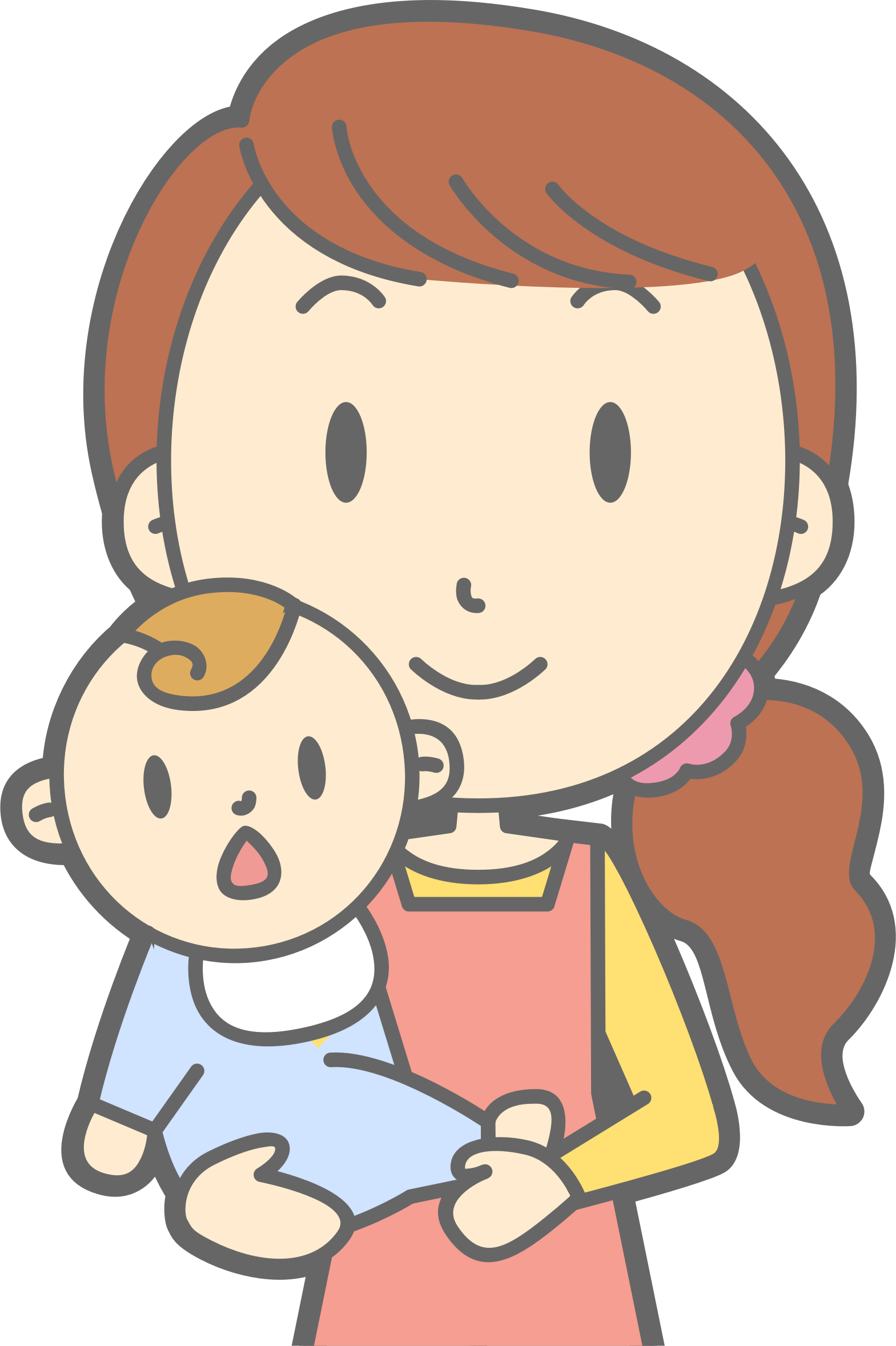 image library stock And baby big image. Clipart mother