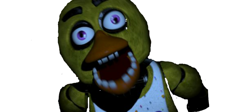royalty free download Chica in fnaf