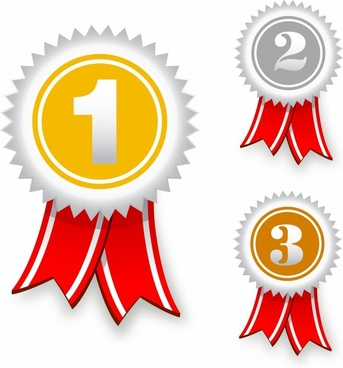 png library download Award ribbon icon free. Medal vector grand prize.