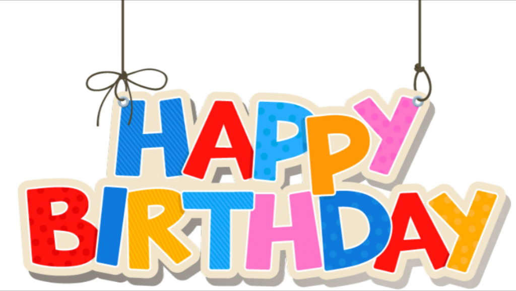 black and white download  st transparent background. 1 vector happy 1st birthday