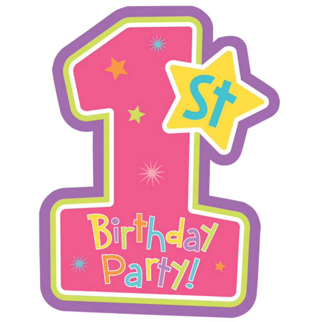 png freeuse download  st png photo. 1 vector happy 1st birthday