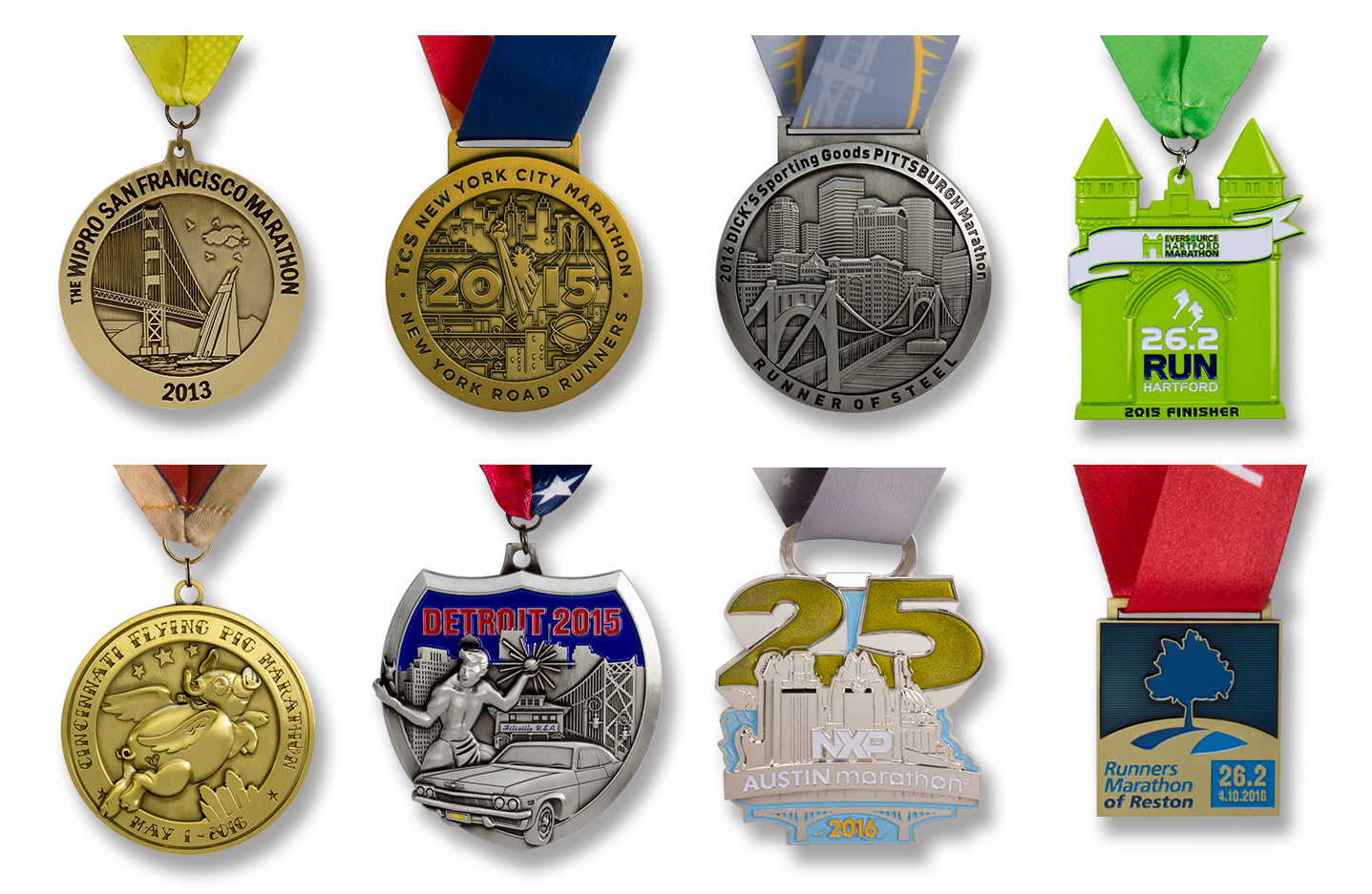 freeuse download Custom Marathon Medals
