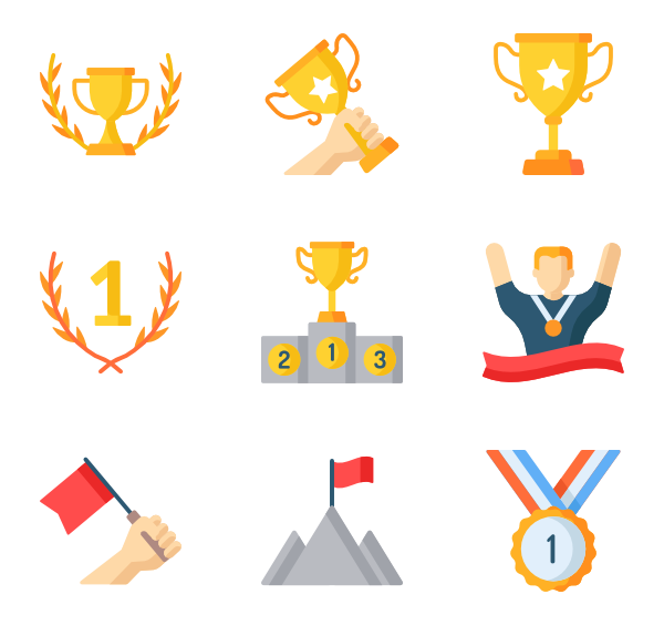 clip art black and white Icons free winning. Medal vector school.