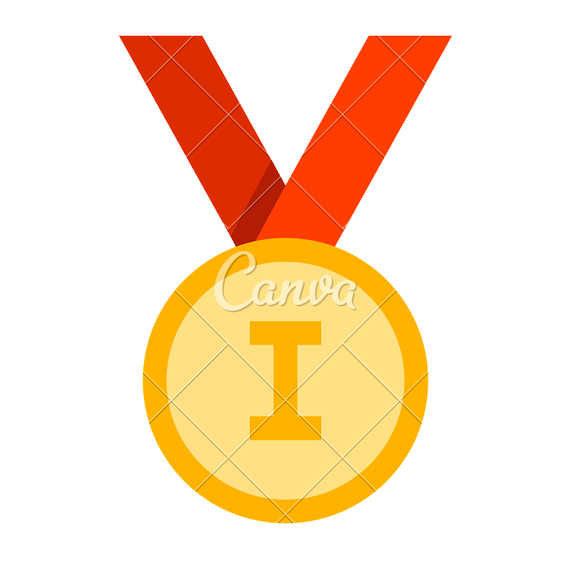 clipart transparent download Olympic Medal Gold