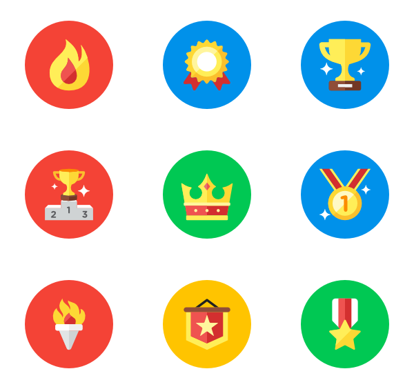 banner free library Reward Icons