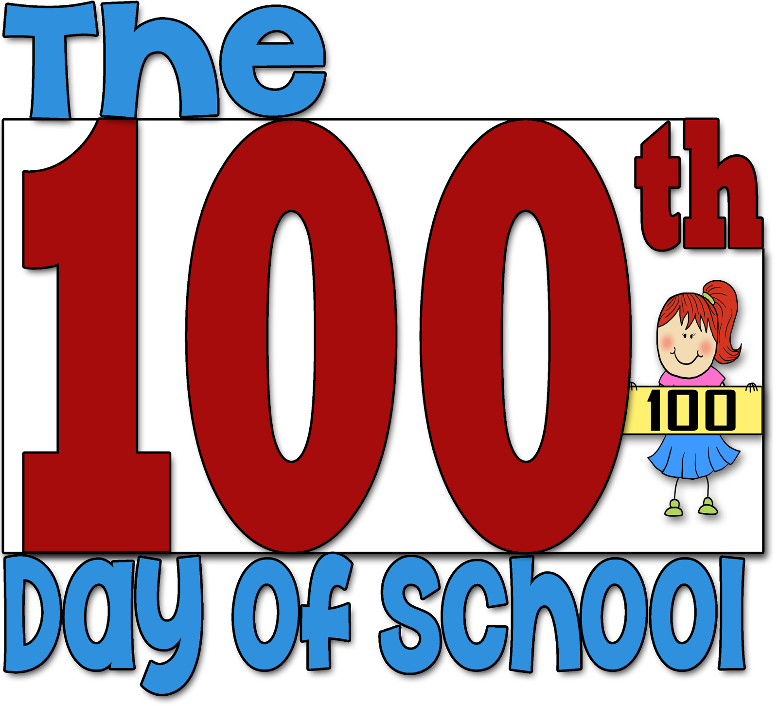 picture freeuse stock 100 clipart 100 days smart. Smithville elementary school latest