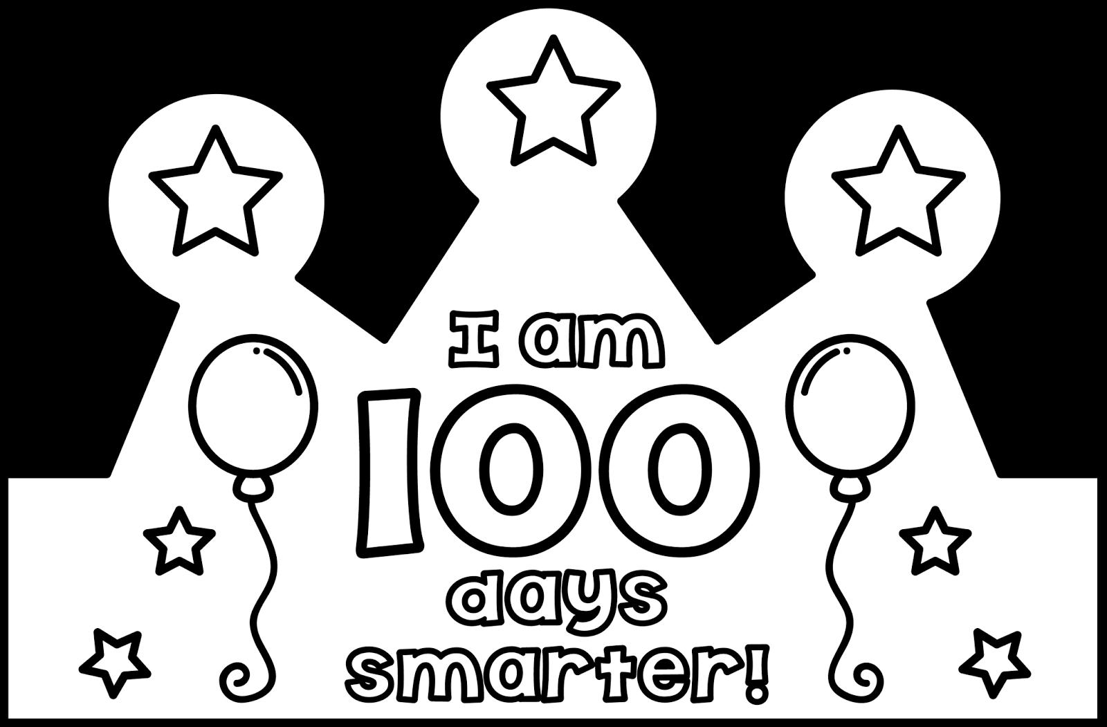 vector download 100 clipart 100 days smart. Free download clip art