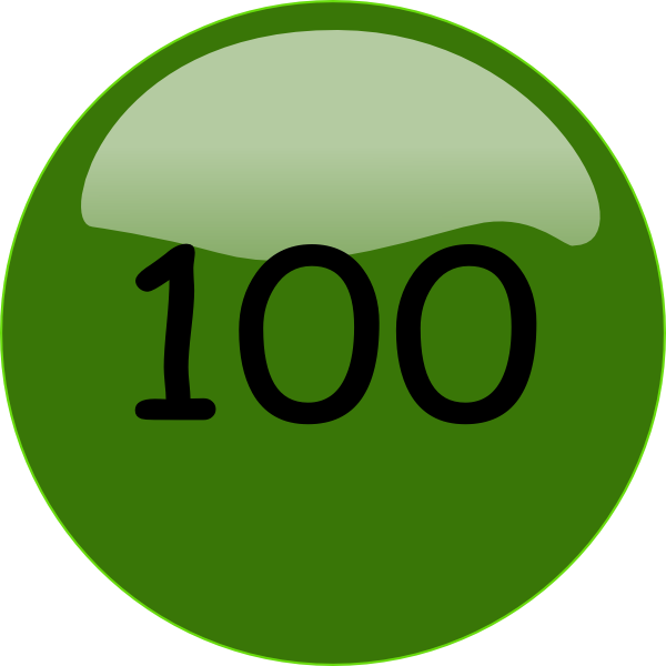 image stock 100 clipart.  png clip art