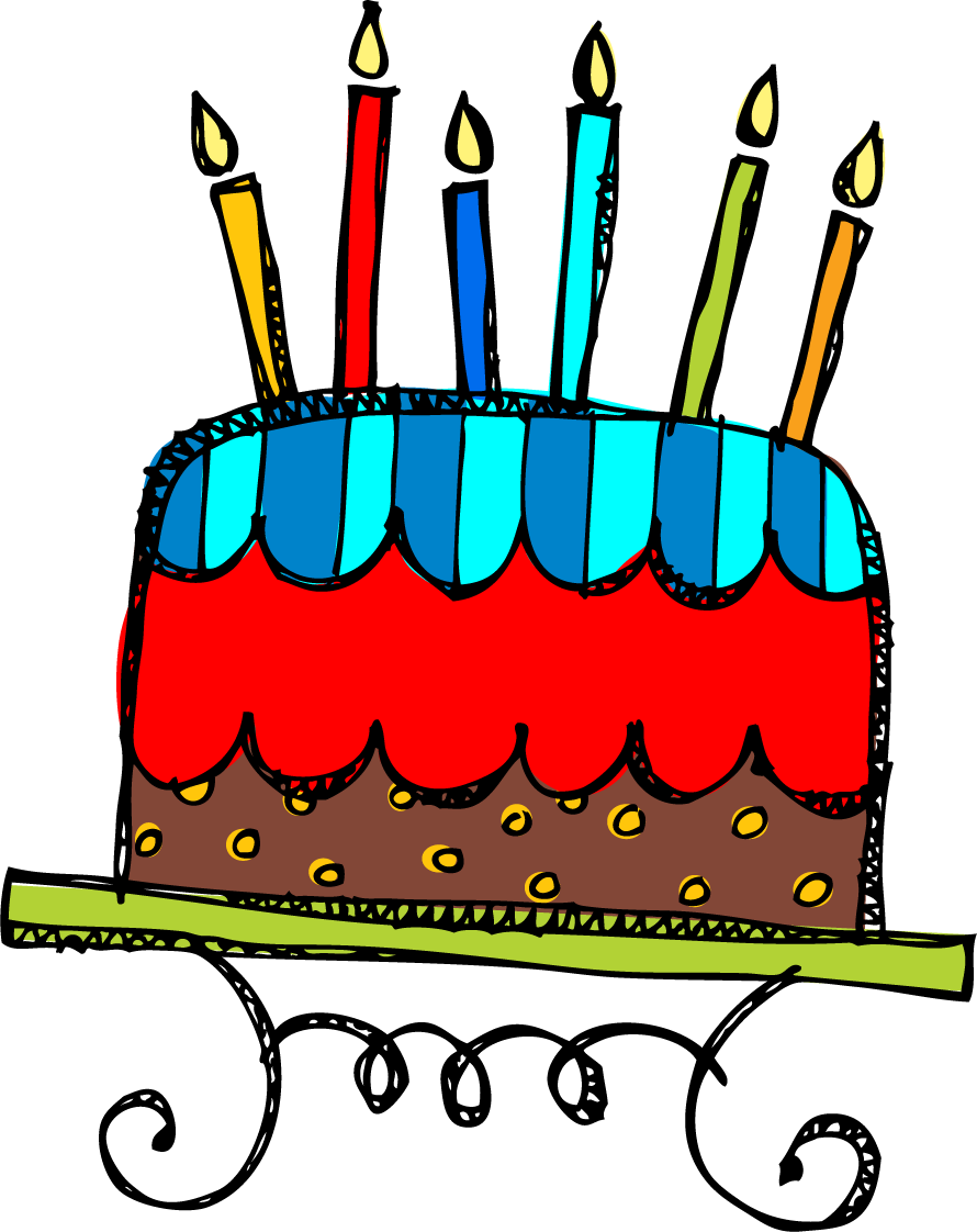 svg royalty free 100 clipart birthday. Cakes images cool free