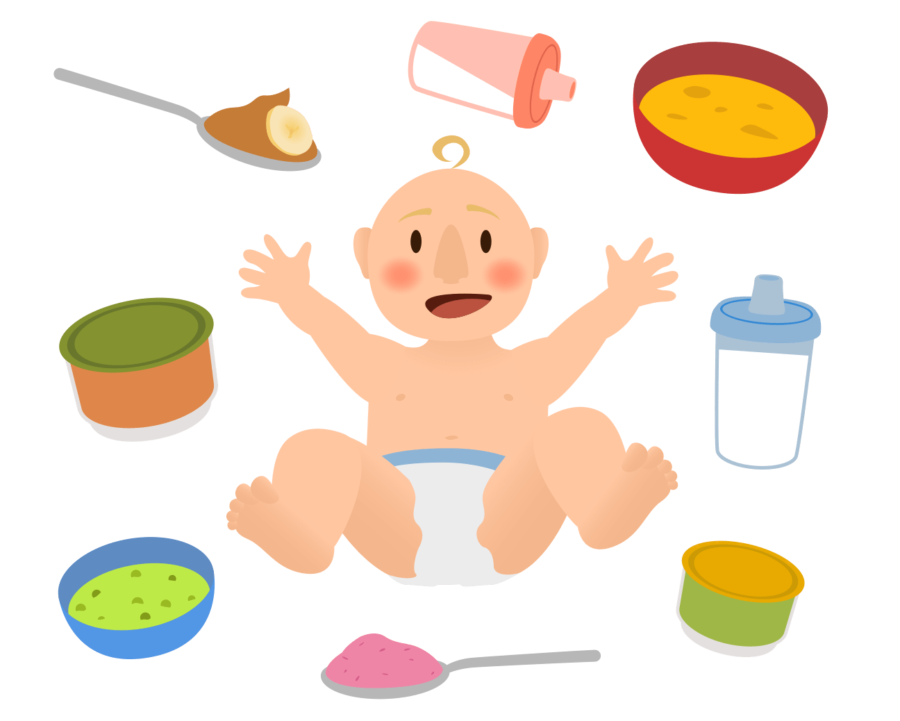 jpg library download Sneak peek nutrition food. Movement clipart baby exercise.