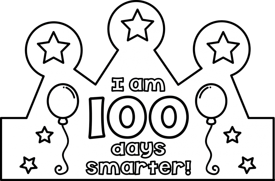 image freeuse 100th day clipart #62101208