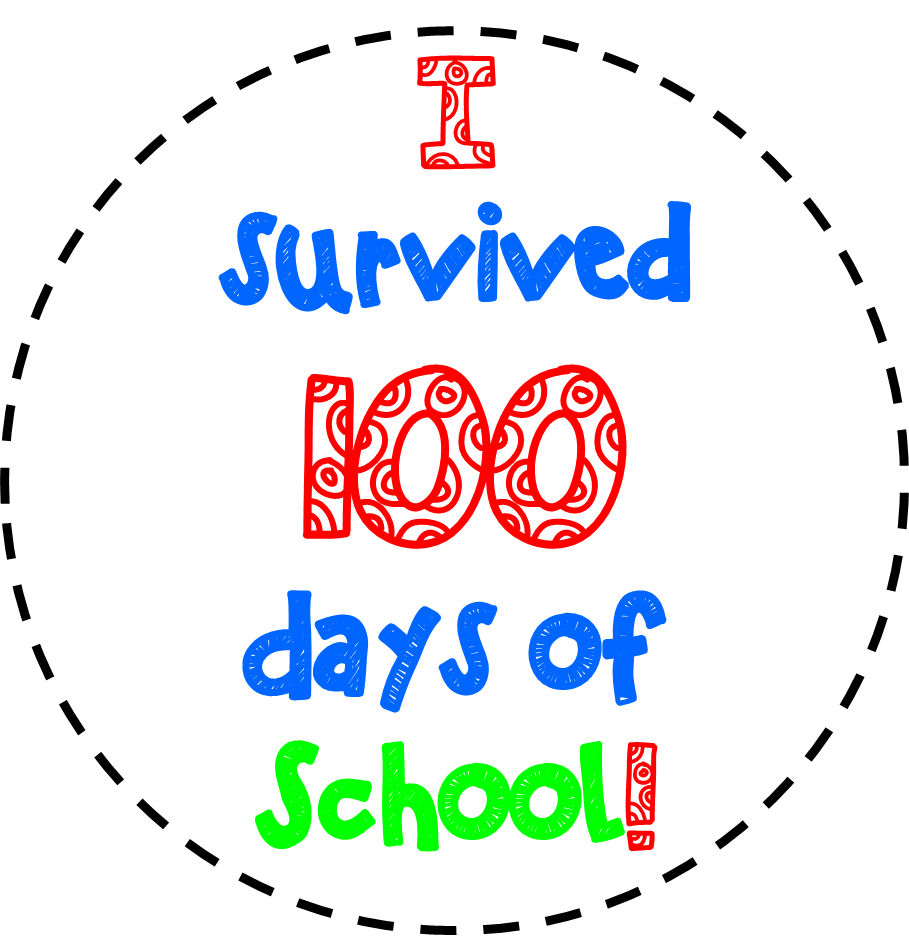 png library stock Free th day school. 100th of clipart