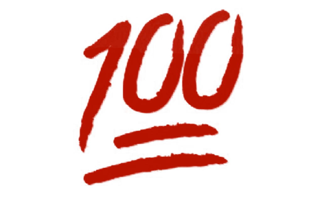 png free 100th of clipart. Image emoji transparent background