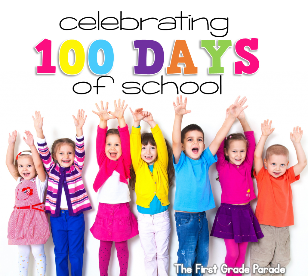 picture royalty free library 100th of clipart happy 100th.  th day school
