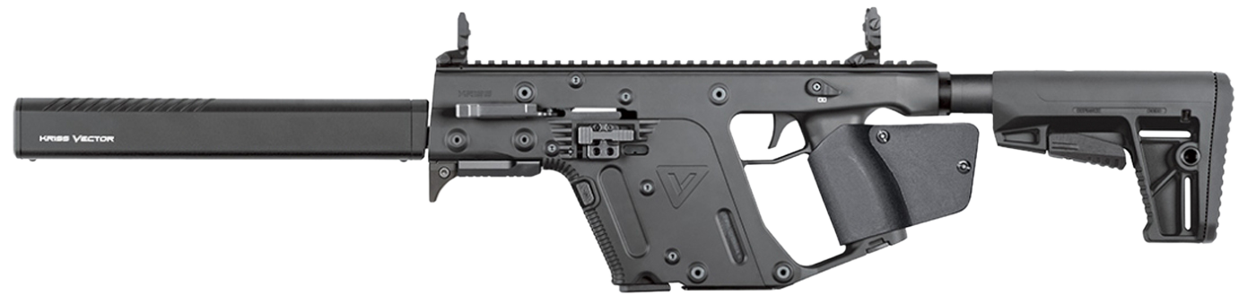 clip library download Vector 10mm gen. Tactical rifles kriss usa