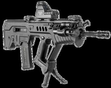 image freeuse stock FAB Defense TAR Podium Tavor Quick Deployment Bipod