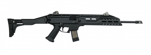 banner royalty free download Vector carbine tactical. Cap featureless ca legal