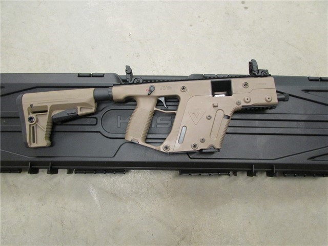 picture black and white download Vector 10mm gen ii. Kriss sbr mm auto