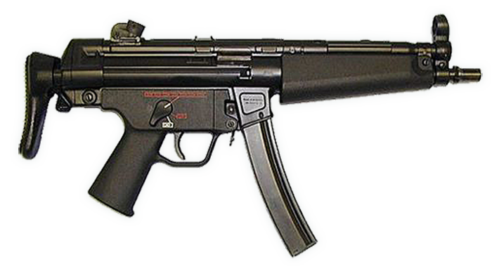 clipart transparent library Vector 10mm mp5. Hk mp build services