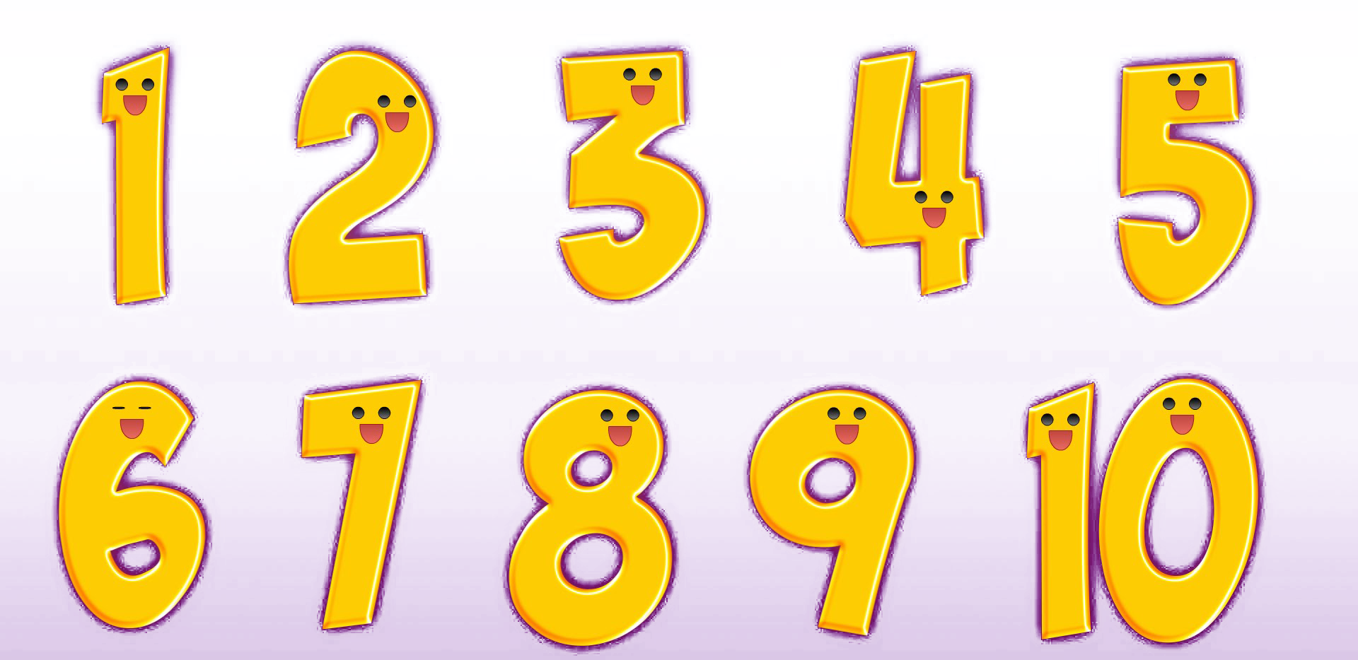 royalty free library  to numbers transparent. 1-2 clipart png