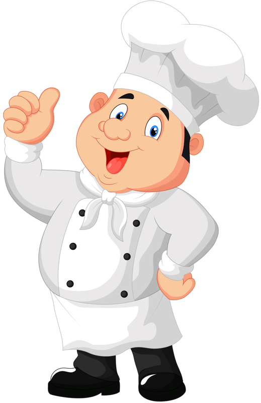 jpg freeuse library  png pinterest clip. Chefs clipart occupation