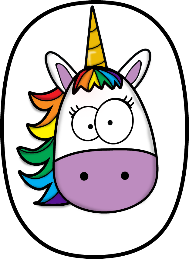 svg freeuse library  numeros pinterest unicorns. Narwhal clipart swag.