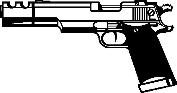 image transparent 1911 clip transparent. M art at clker