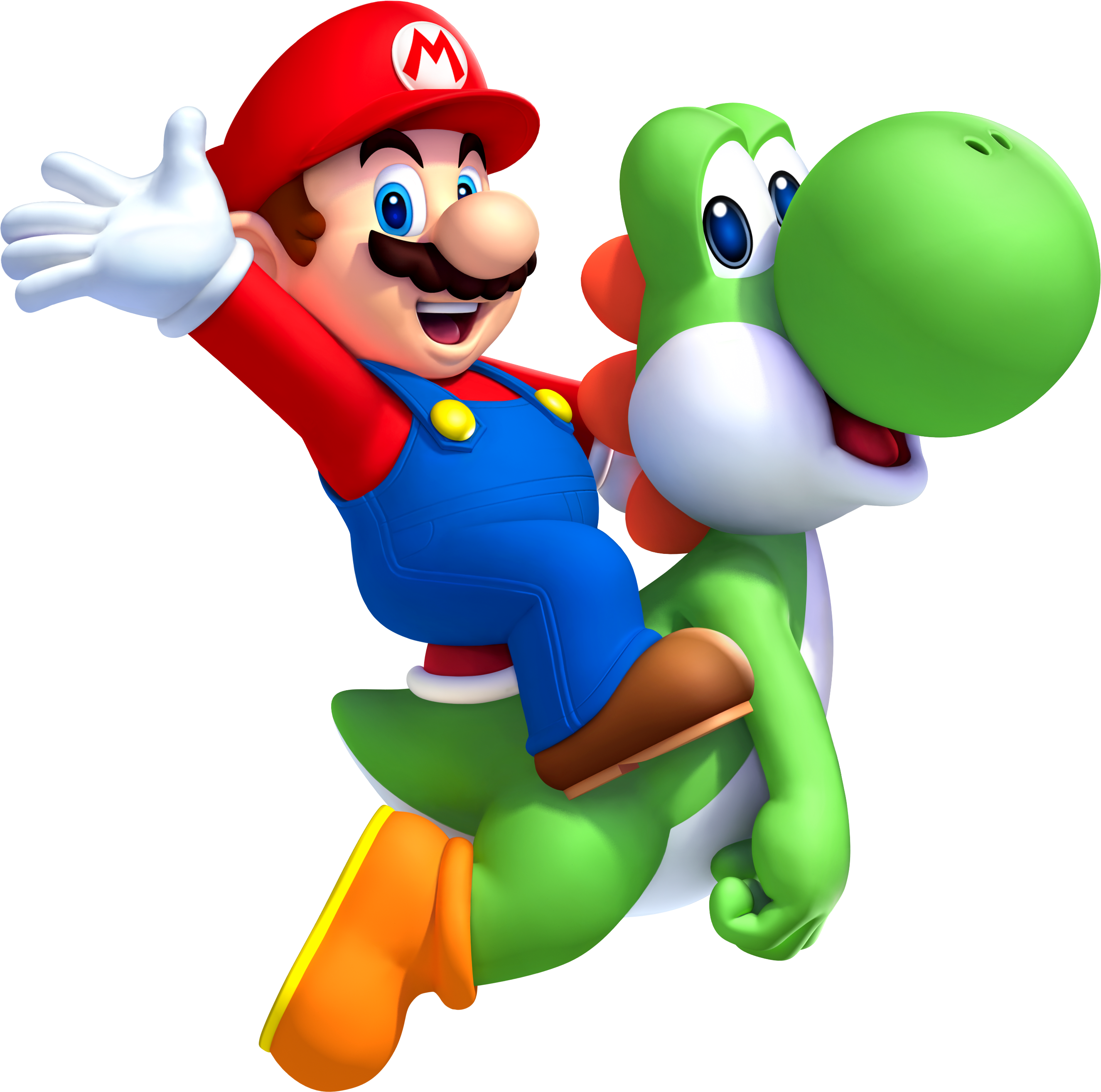 banner transparent stock Super Mario brothers and friends on Pinterest