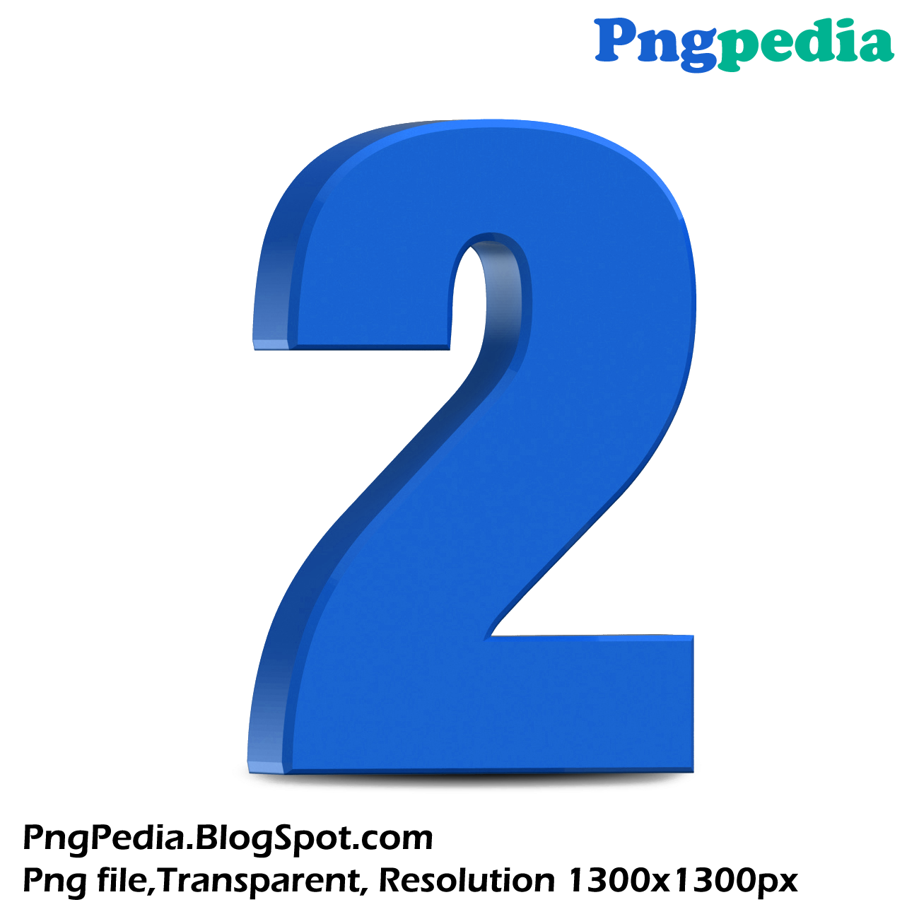 banner library library D numbers set x. 2 clipart blue number 2