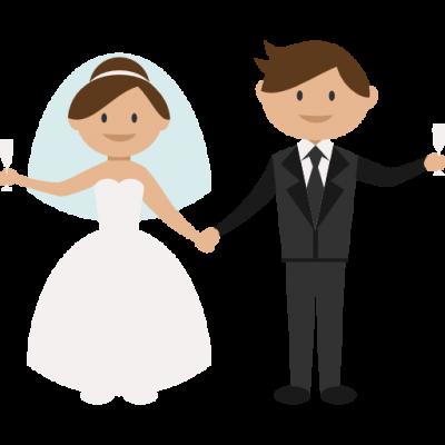 clip art transparent library Groom clipart bride. Download free png transparent