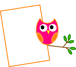 clipart free download 2 clipart owl. Orange clip art at