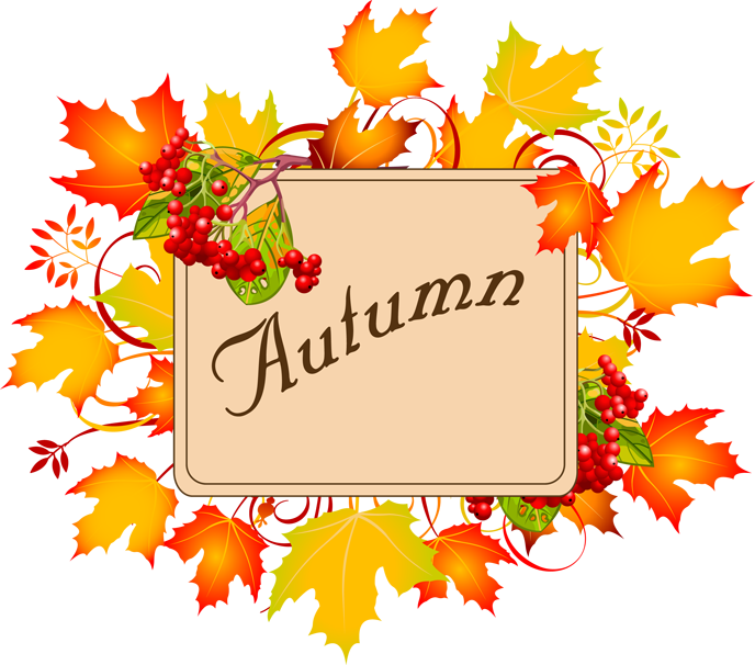 clipart transparent download Autumn Clip Art