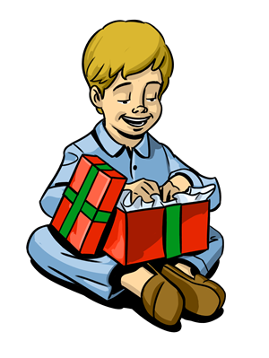 graphic black and white download Free christmas new for. 2013 clipart boy