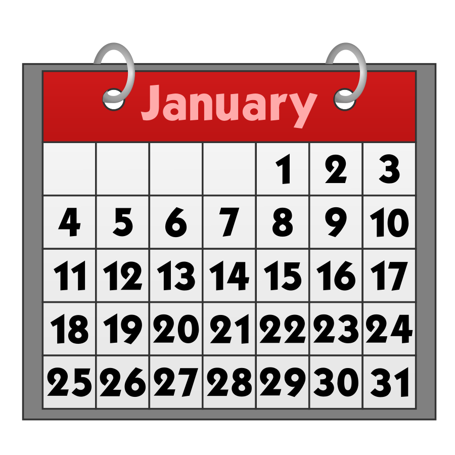 picture freeuse download  transparent png free. 2013 clipart calendar design