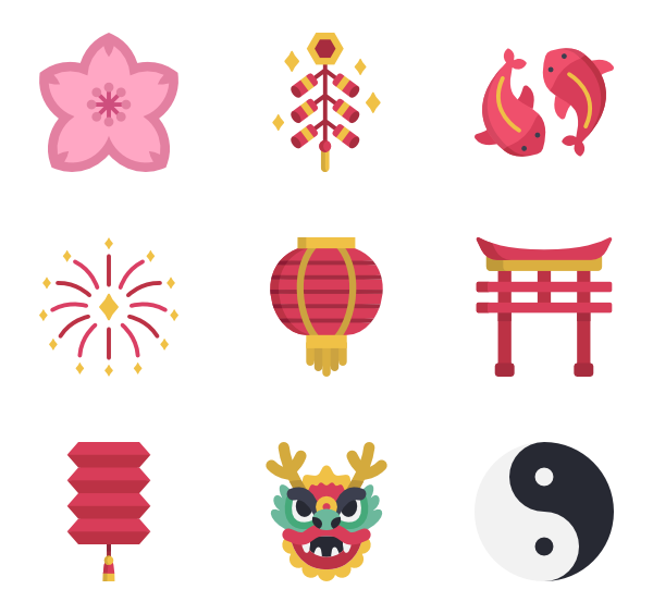 vector transparent Icons free vector. 2013 clipart chinese new year