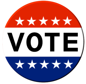 banner transparent download 2016 clipart election day. I voted