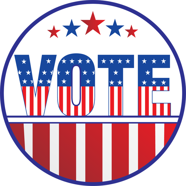 clipart freeuse It s so go. 2016 clipart election day
