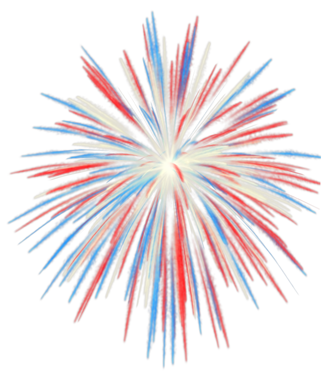 image transparent download Clipart 4th of july.  th fireworks transparent