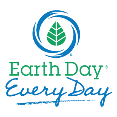 banner library library Earth Day