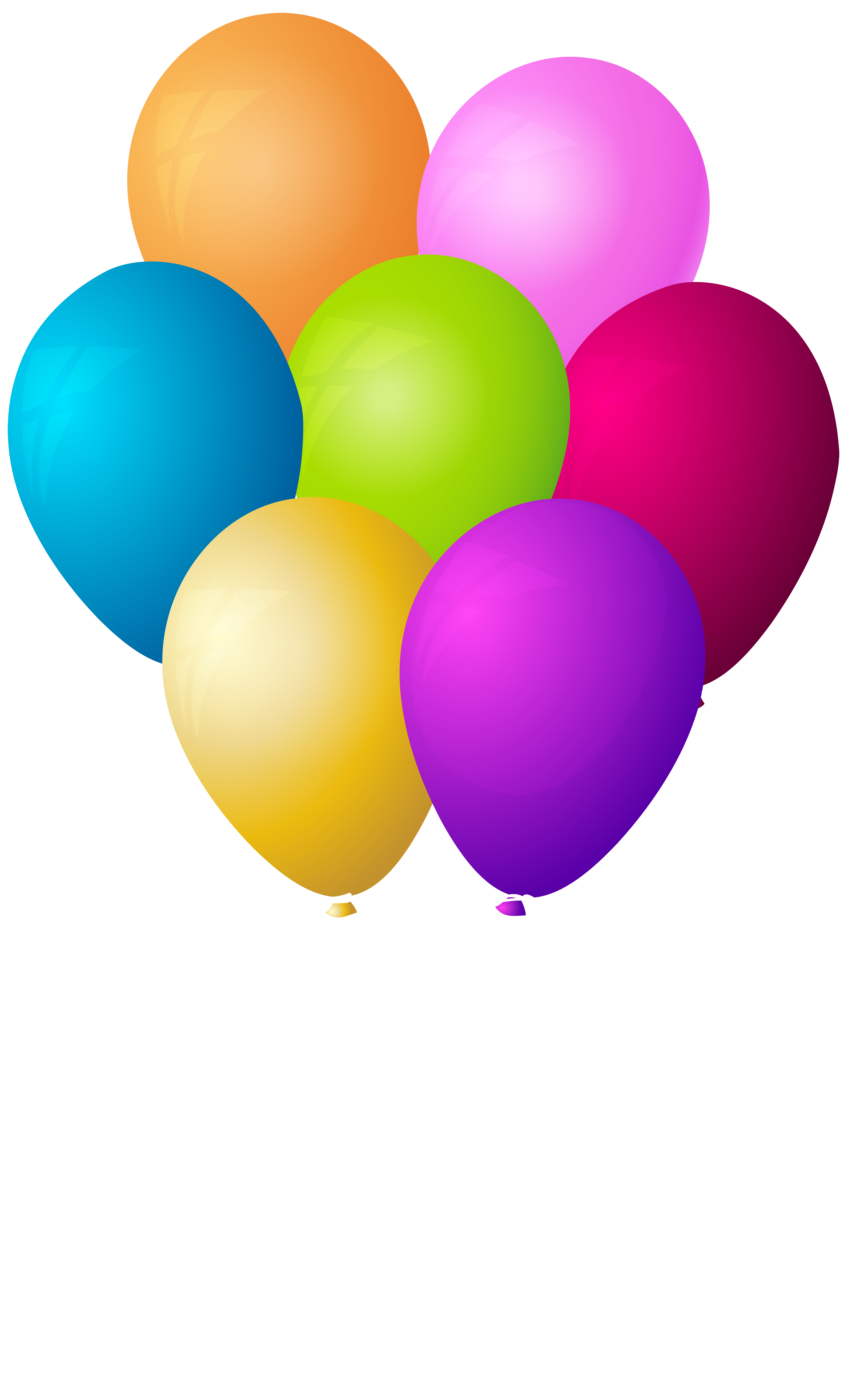 banner black and white download Balloons bunch transparent png. 2017 clipart balloon