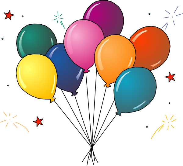 vector transparent library Up clipart balloons. Party free images clipartix