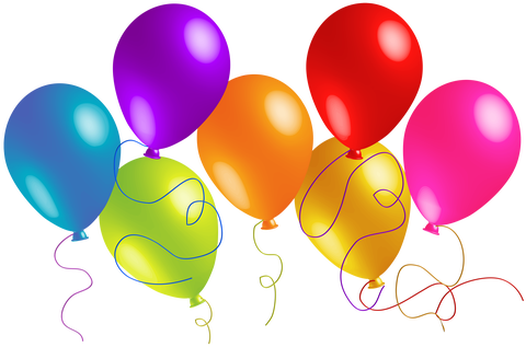 jpg free download October balloons around the. 2017 clipart balloon