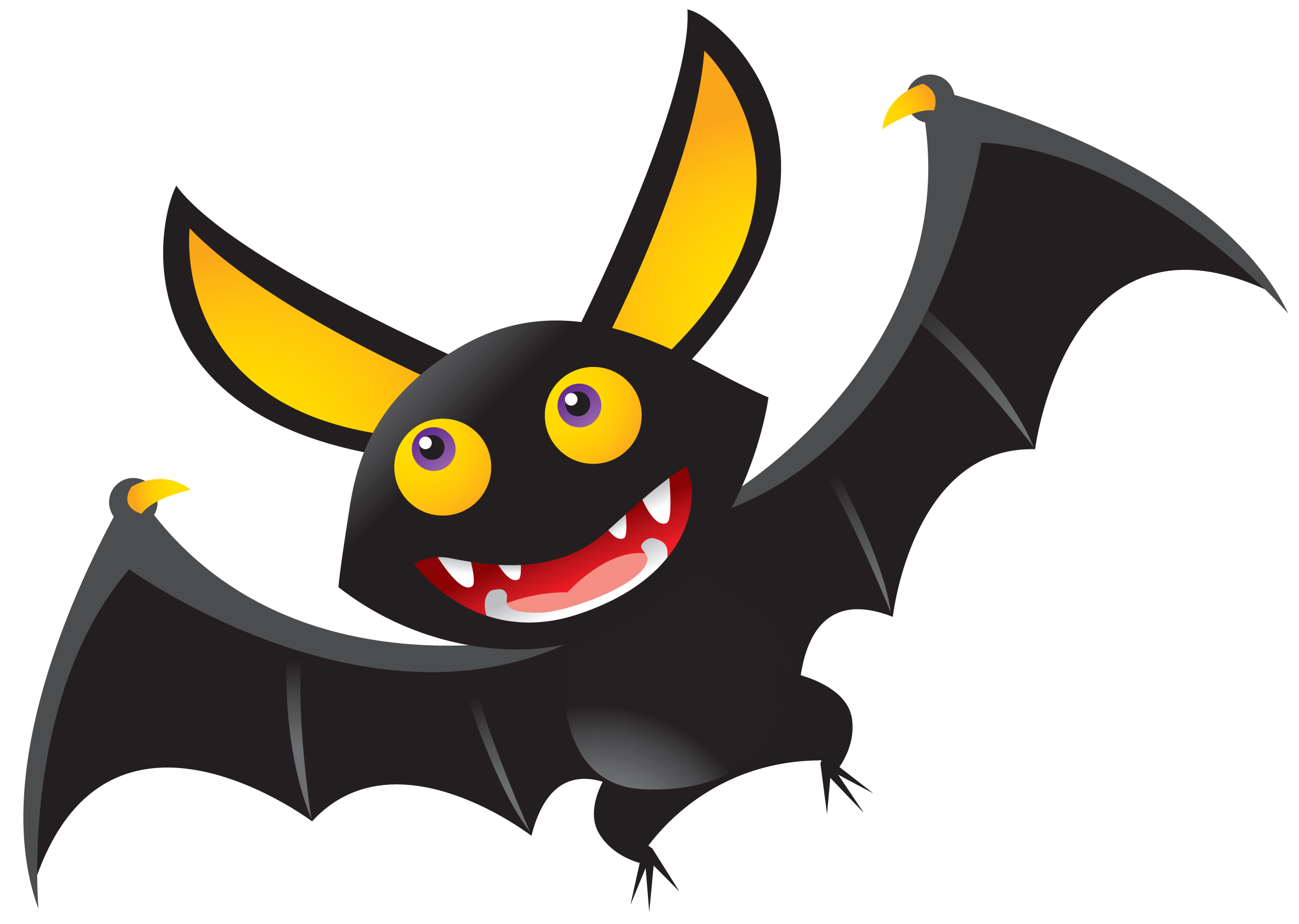 jpg transparent download Halloween clipart bat. Marciano buscar con google