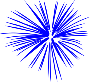 clip art library library Fireworks Clipart Transparent