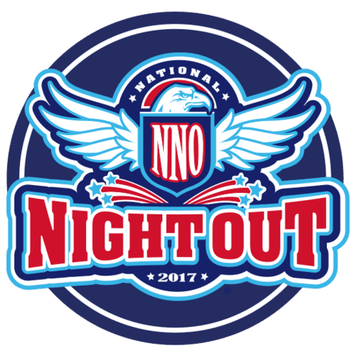 png royalty free library West grand neighborhood organization. 2017 clipart national night out